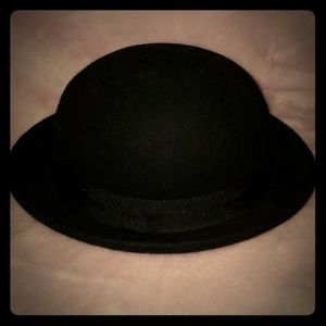 H&M Black Bowler Hat